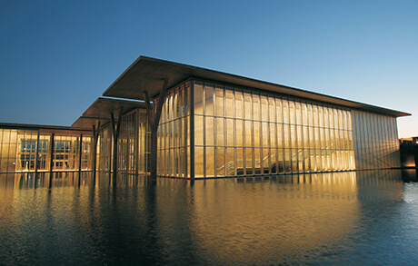 The Modern Art Museum
