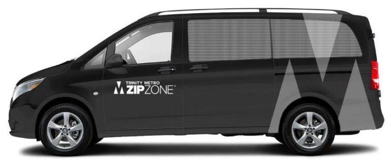 Mercantile ZipZone Van