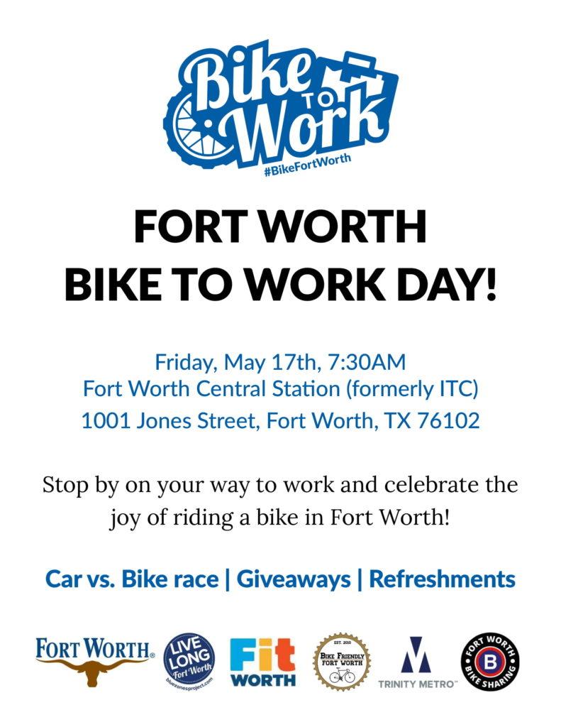 Bike to Work Day Flyer