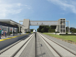 Beach Street Station Prototype Image