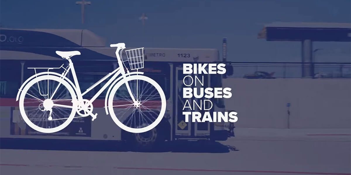 Bikes on Buses and Trains