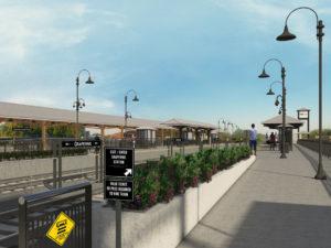 Grapevine Main Street Station Prototype Image