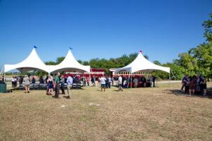 TEXRail Ground Breaking North Richland Hills Event
