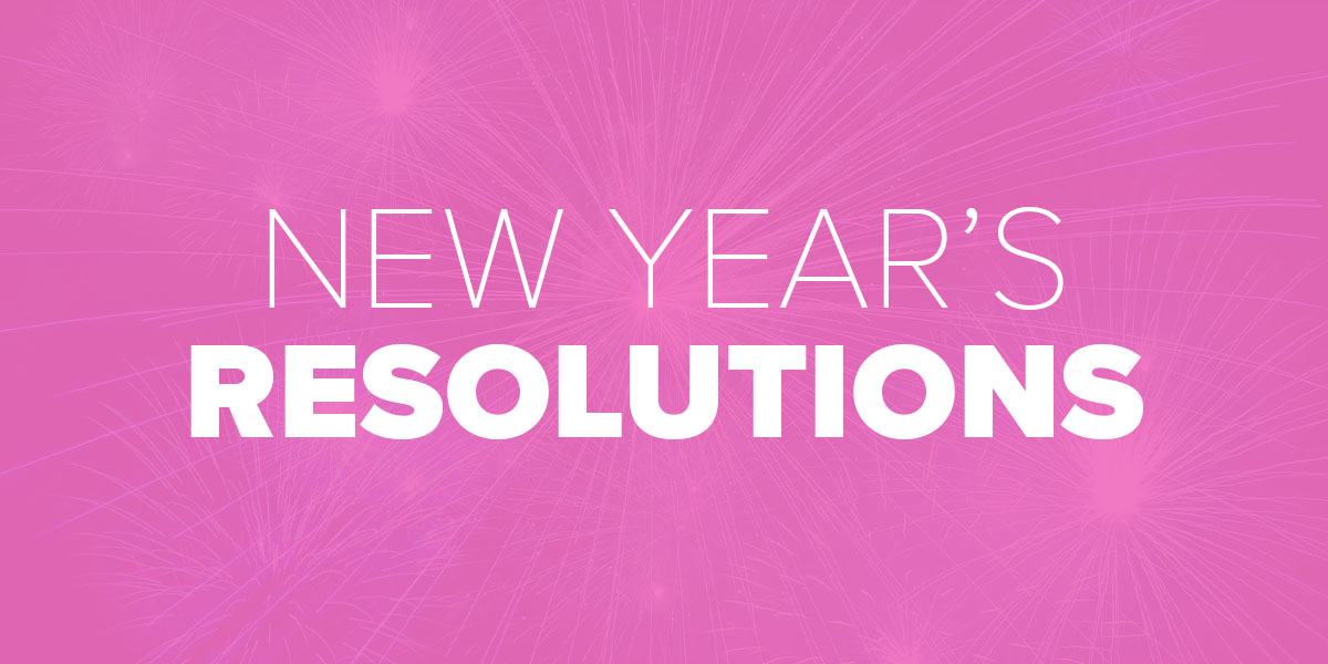 New Years Resolutions Trinity Metro Blog