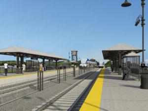 Smithfield Station Prototype Image