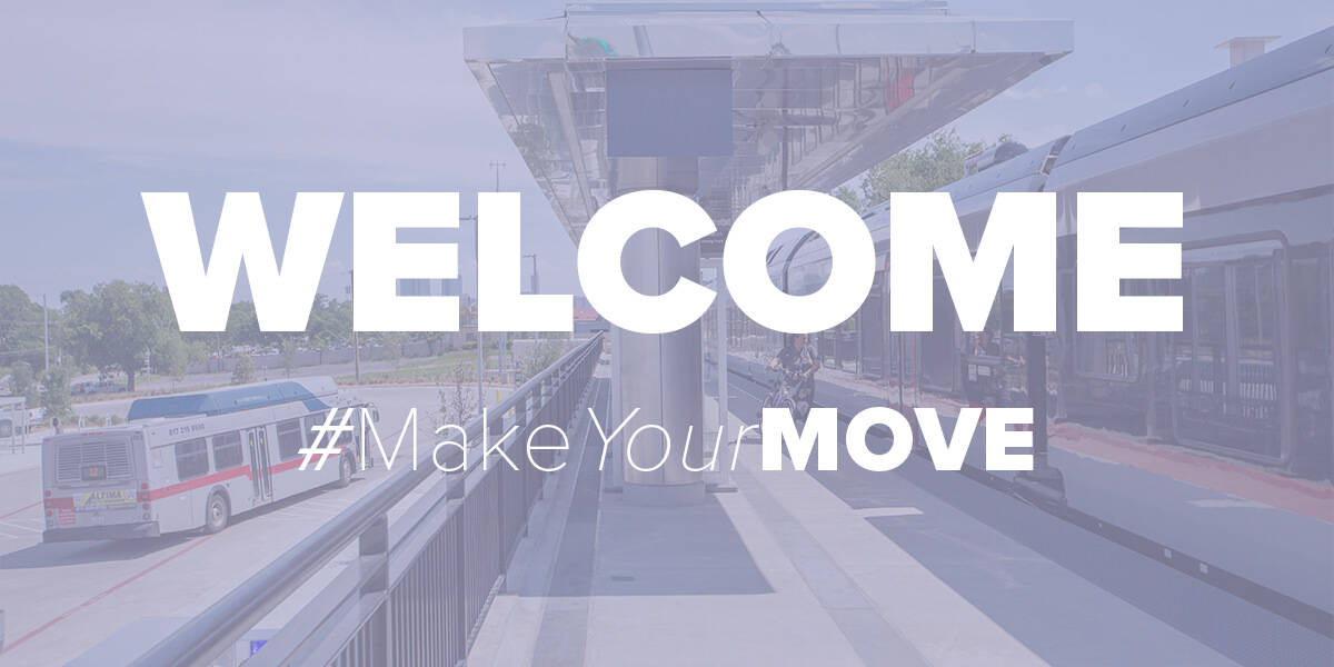 Welcome #Make Your Move Blog background image of North Side Train station