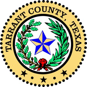 Official Seal of Tarrant County Texas