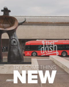 The Dash Try Something New