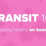Staying healthy on board. Trinity Metro Blog.