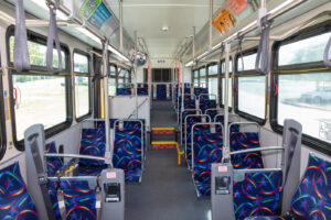 Tips to stay safe while making trips on transit. Trinity Metro blog.