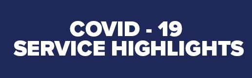 Trinity Metro Metronomics COVID-19 Service Highlights