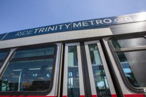 Service Update. Trinity Metro Blog