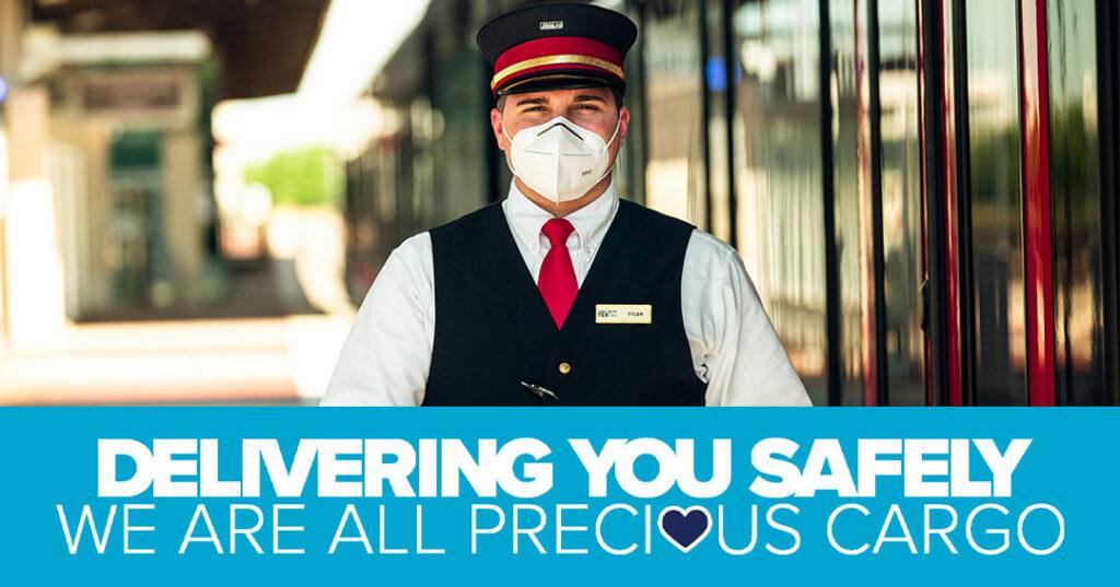 Safety Campaign. Trinity Metro Blog.