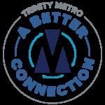 Trinity Metro A Better Connection Logo