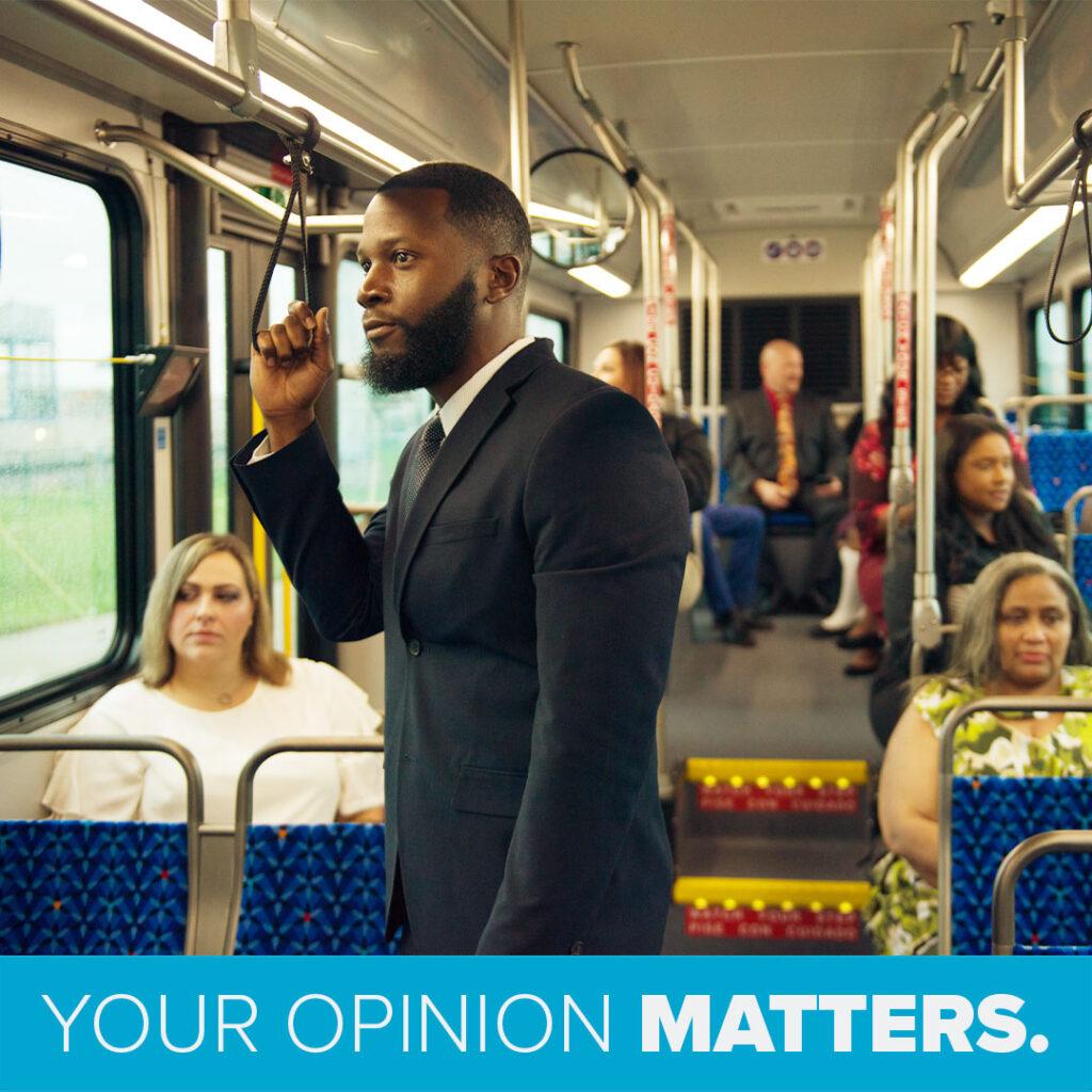Trinity Metro A Better Connection Survey. Trinity Metro Blog