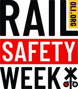 Rail Safety Week Logo