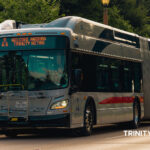 Trinity Metro Bus Mobile Background