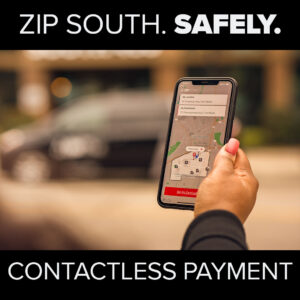 ZIPZONE Safety. Contactless Payment. COVID Service Updates.