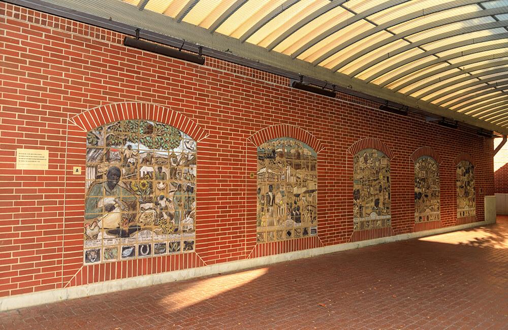 FWCS Mural Wall
