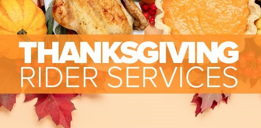 Thanksgiving holiday service