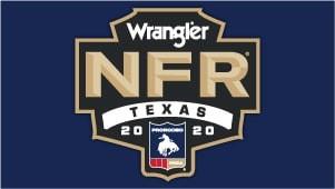 national finals rodeo logo