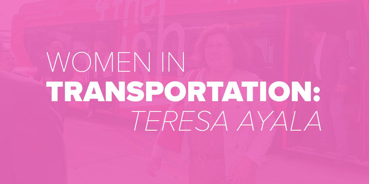 Trinity Metro Blog. Women in Transportation Leadership