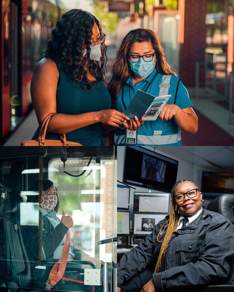 Trinity Metro Blog. Women's History Month