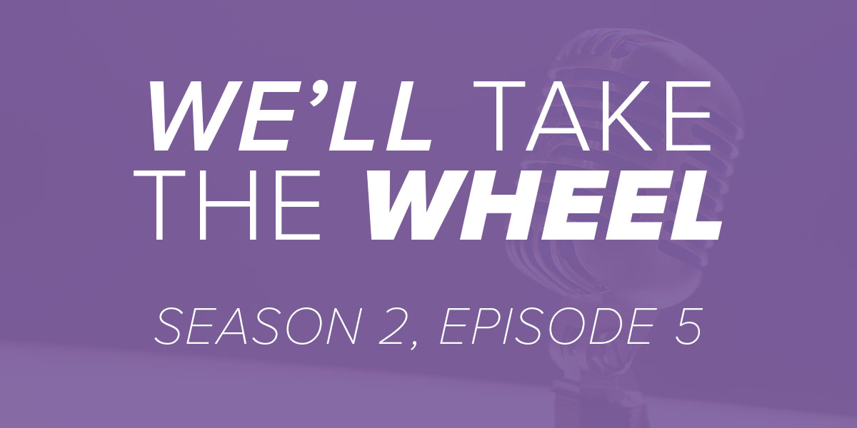 Trinity Metro Blog. Podcast season 2. Episode 5