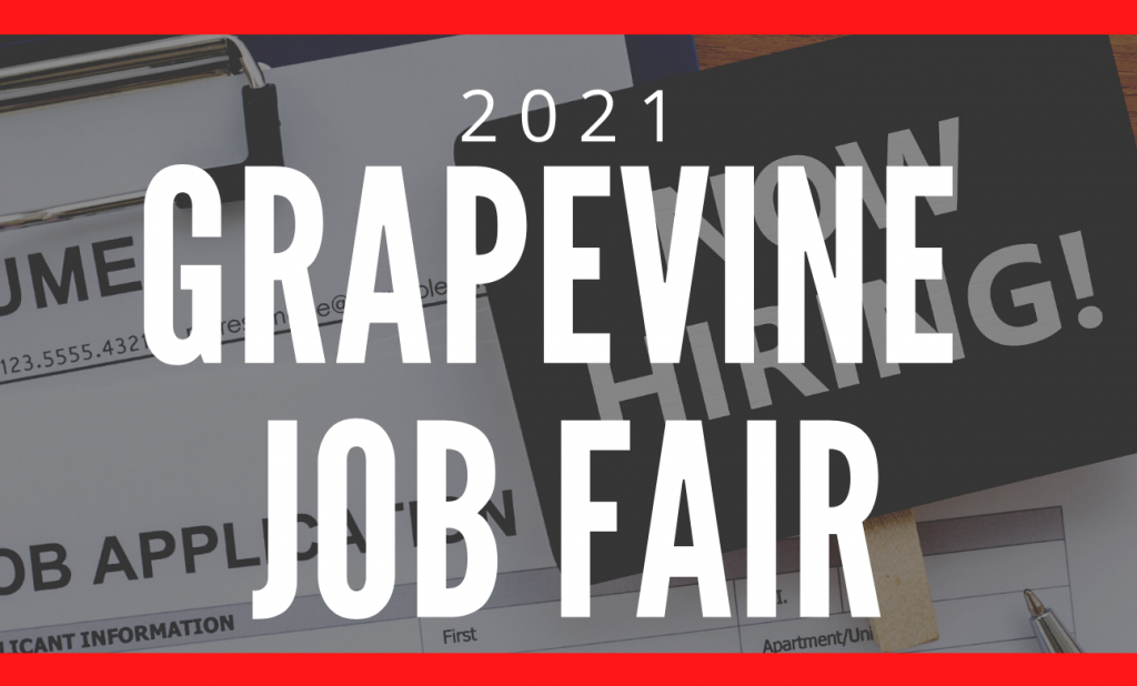 Trinity Metro Blog. Grapevine Job Fair