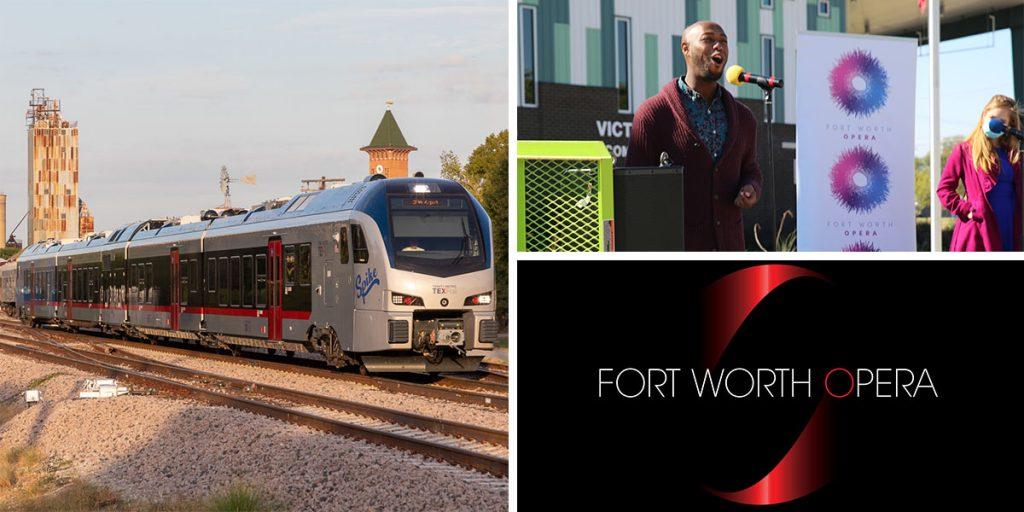 Trinity Metro Blog. Fort Worth Opera in Grapevine