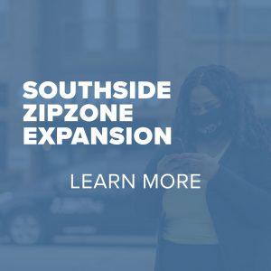 Trinity Metro February 2021 Metronomics Southside ZIPZONE Expansion