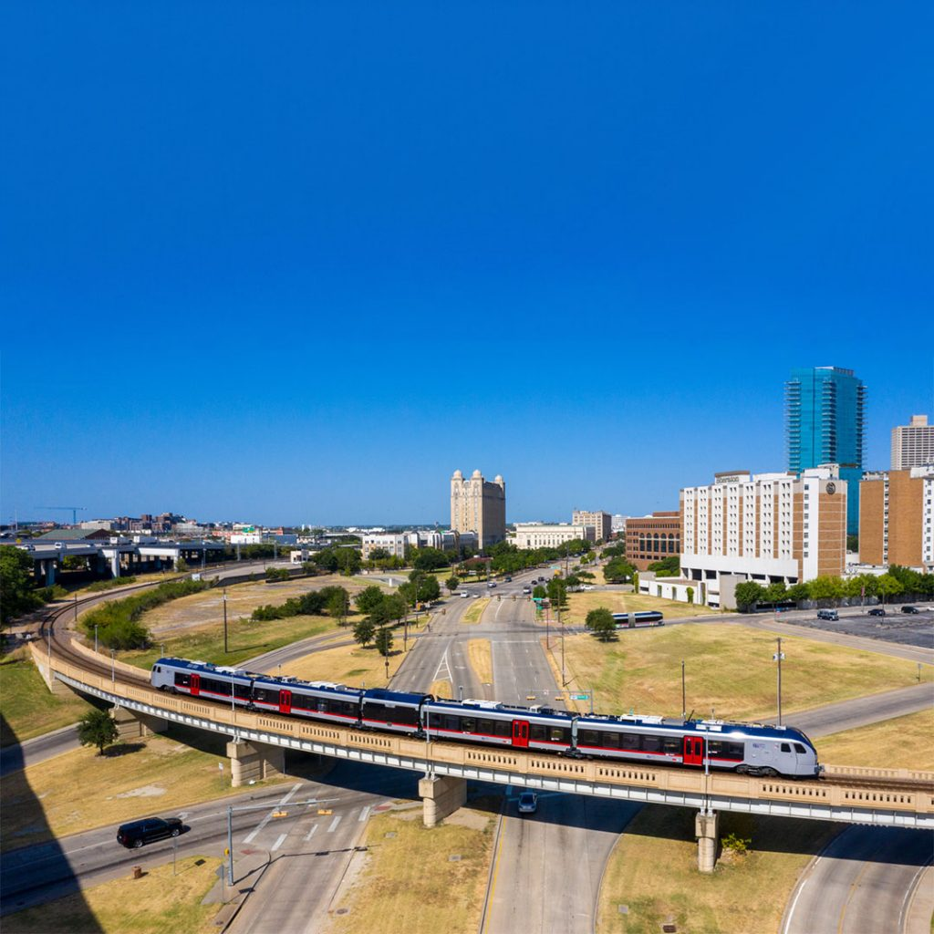 Trinity Metro Newsletter Proposed TEXRail Extension