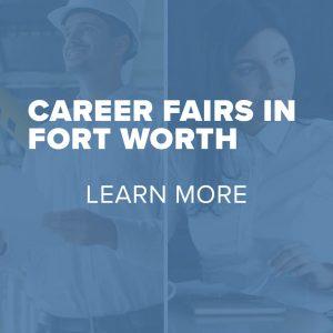 Trinity Metro Metronomics Career Fairs in Fort Worth