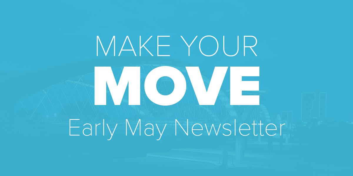 Trinity Metro Early May Newsletter