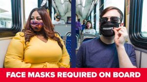 Face Masks Required On Board