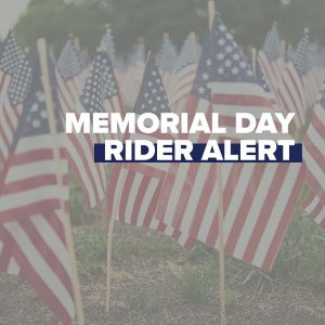 Trinity Metro Blog Late May Newsletter Memorial Day Service