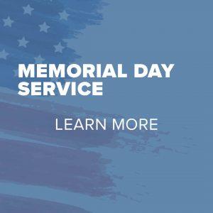 Trinity Metro Metronomics Memorial Day Service