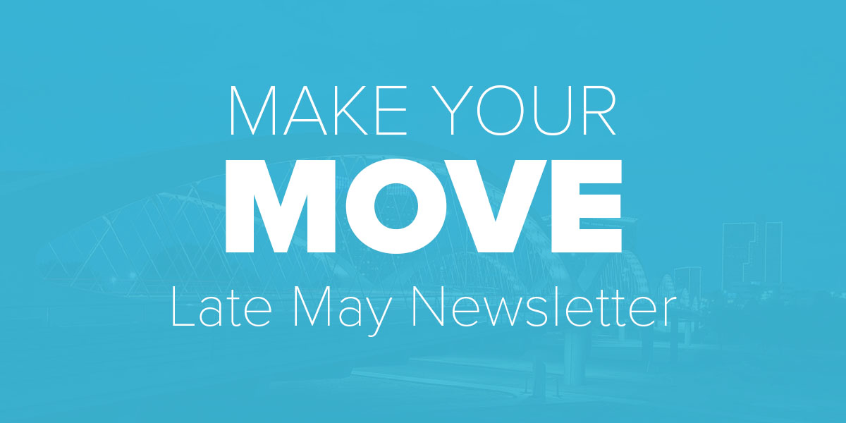 Trinity Metro Blog Late May Newsletter