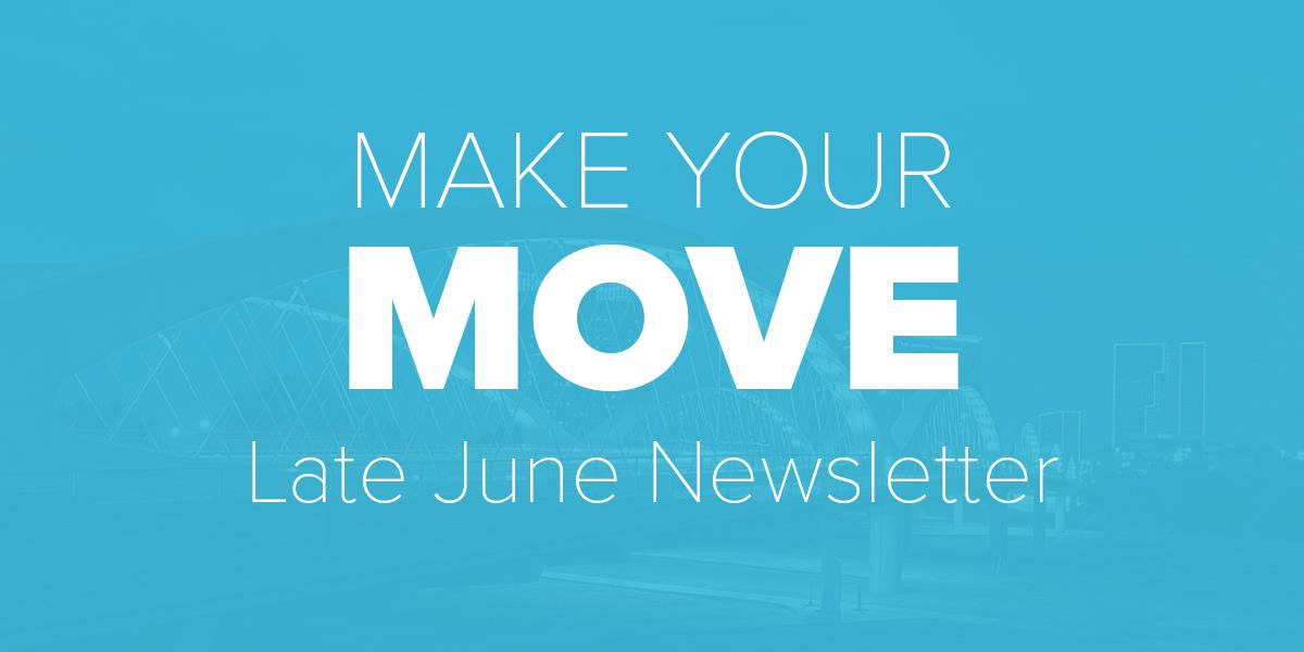 Trinity Metro Blog Late June Newsletter