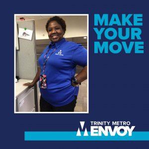 Trinity Metro Blog. Meet the ENVOY Mia