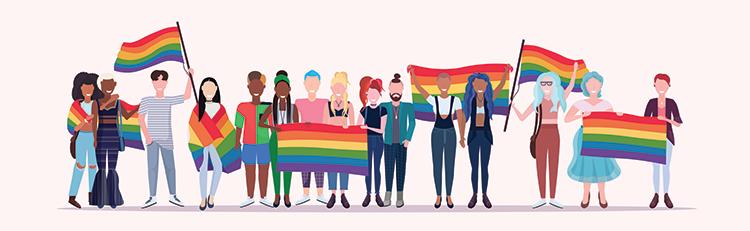 Trinity Metro Pride Banner