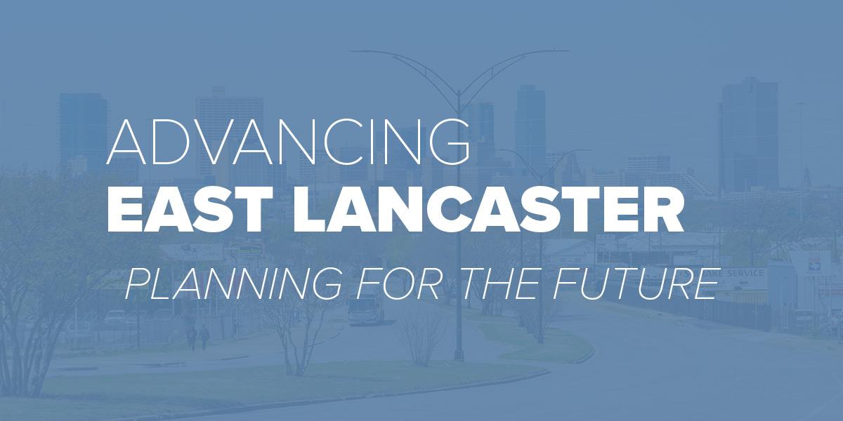 Trinity Metro Blog. Advancing East Lancaster