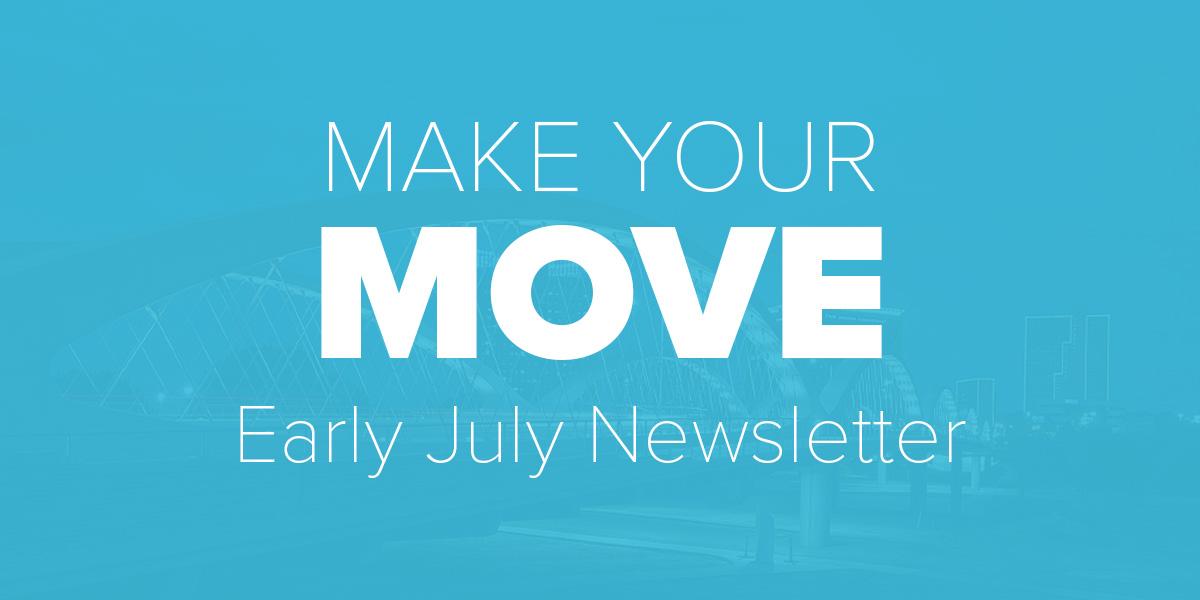 Trinity Metro Blog Early July Newsletter