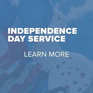 Trinity Metro April 2021 Metronomics Independence Day Service