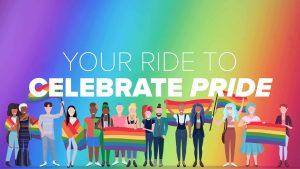Your Ride to Celebrate Pride