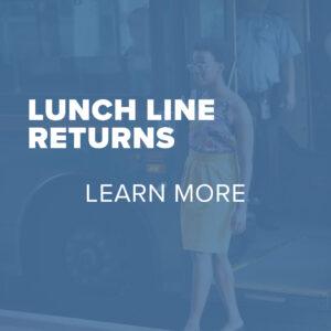 Trinity Metro May 2021 Metronomics Lunch Line Returns
