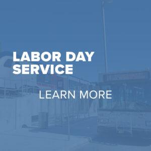 Trinity Metro Metronomics Labor Day Service