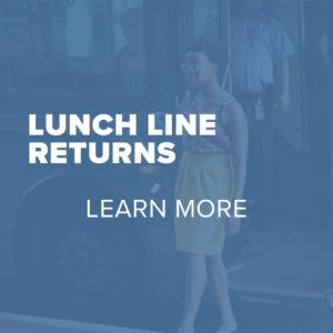 Trinity Metro Metronomics Lunch Line Returns